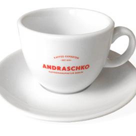 Tazza Cappuccino Logo
