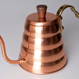 Hario V60 Coffee drip kettle Buono Copper 900ml