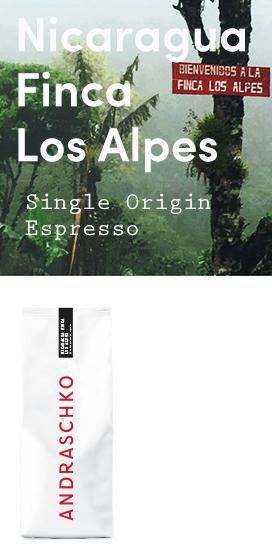 Nicaragua Finca Los Alpes