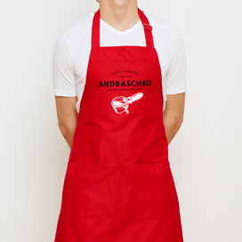 "CUPPING APRON ""BARISTA"""