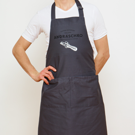 "CUPPING APRON ""ROASTER"""