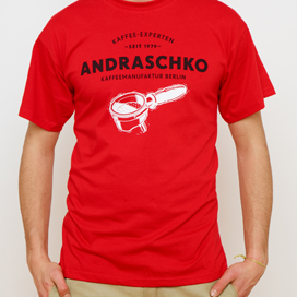"T-Shirt ""Barista"""